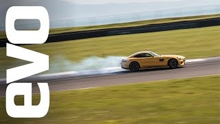 Mercedes AMG GT S vs Porsche 911 Turbo   evo DEADLY RIVALS