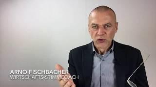 Politiker im Speakercheck mit Arno Fischbacher