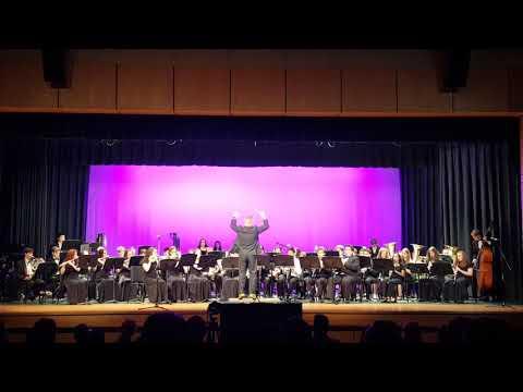New Hope Solebury High School Wind Ensemble 2019 Spring Concert