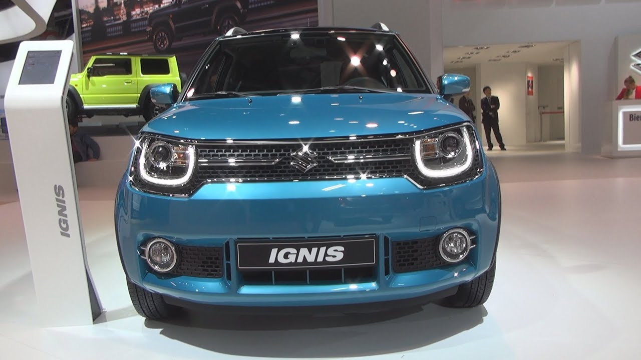 suzuki ignis 1 2 dualjet hybrid pack 2019 exterior and interior youtube. Black Bedroom Furniture Sets. Home Design Ideas