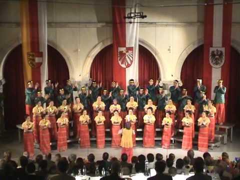 Paragita Choir - Marencong rencong