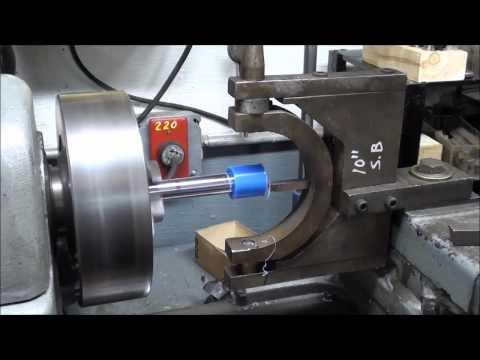 MACHINE SHOP TIPS #123 Turning a Ball on the Atlas Lathe tubalcain