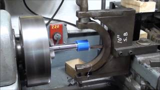 MACHINE SHOP TIPS #123 Turning a Ball on the Atlas Lathe tubalcain