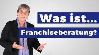 Was ist Franchiseberatung? (Definition)