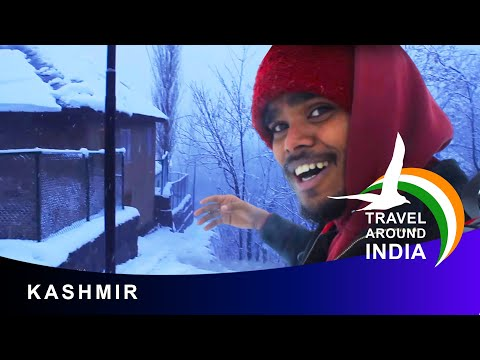 KASHMIR TRAVEL VIDEO DIARY - Part 2 - Jammu to IISM Gulmarg (Hungry & Scary 33 hours)