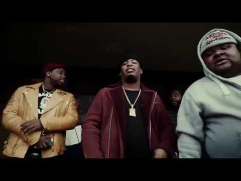 Mone Yukka - Pressure ft. Fred the Godson (Music Video)