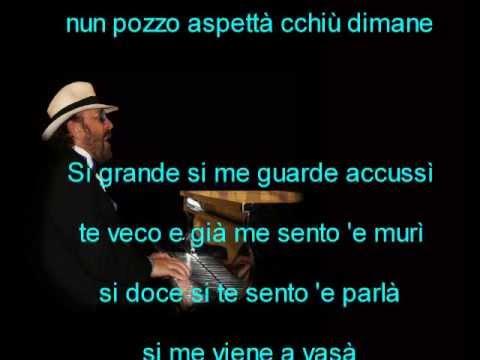 canzoni napoletane+karaoke da