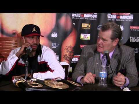 Andre Ward vs Chad Dawson (Post Fight Press Conference)