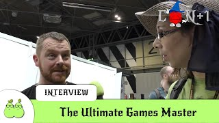 The Ultimate Games Master Interview