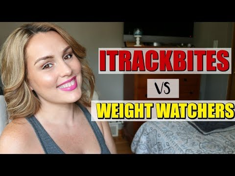 SHOULD YOU QUIT WEIGHT WATCHERS? / ITRACKBITES VS WEIGHT WATCHERS / DANIELA DIARIES