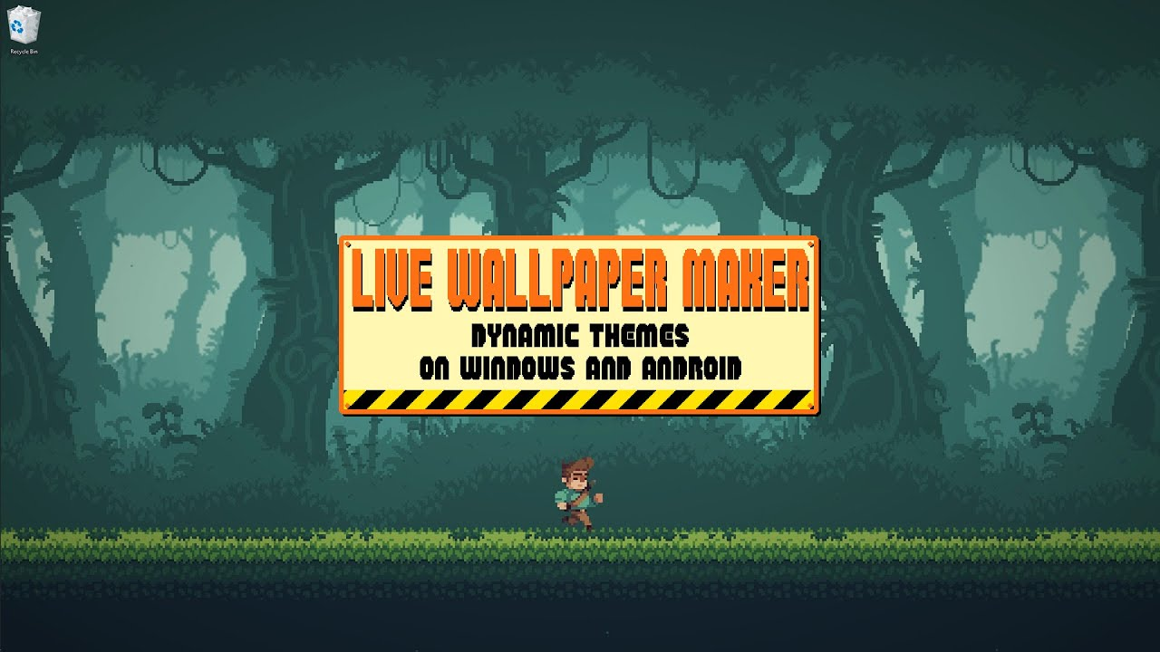 Live Wallpaper Maker: Dynamic themes