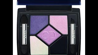 Обзор на палетку Dior + мое мнение о люксе и масс-маркете