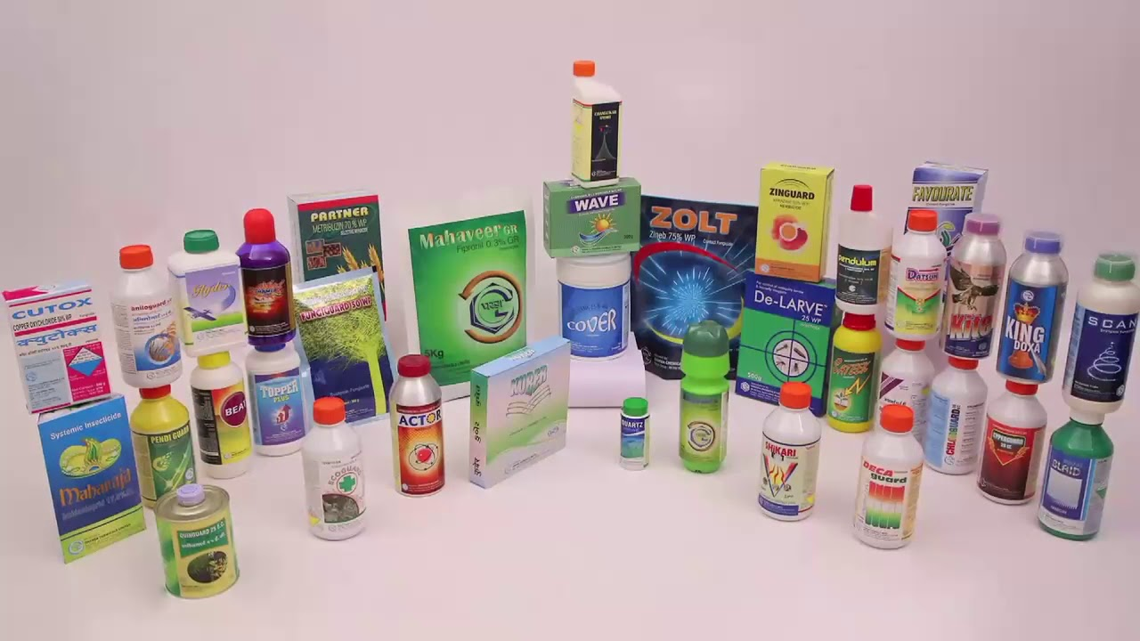 Gharda Chemicals Ltd    International