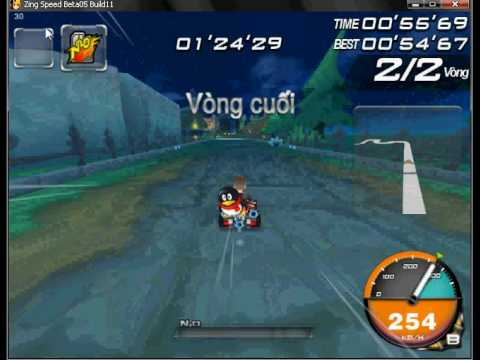 Zing Speed- Rừng ngủ say