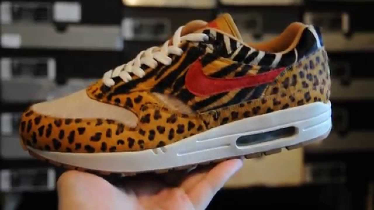 15761030c6f9f 2006 Nike Air Max 1 Supreme   Animal Pack   (315763 761) - YouTube
