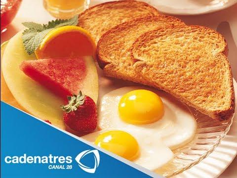Desayuno para ni os en vacaciones youtube for Comida saludable para ninos
