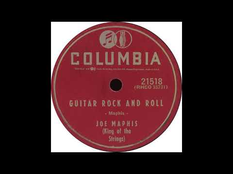 Columbia 21518 - Guitar Rock And Roll - Joe Maphis