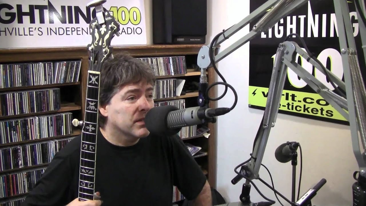 Bela Fleck - Interview & Performance - Concerto w/ the ...