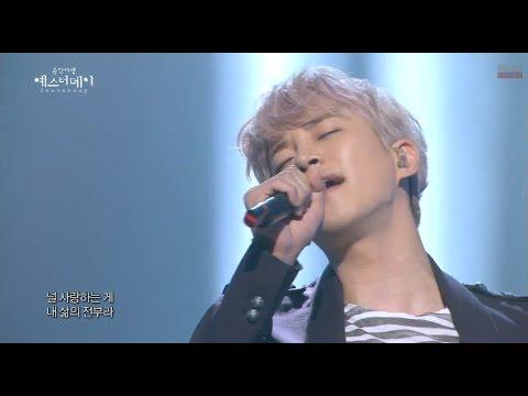 [HOT] Jun Ho - I going to tell her love again, 2PM 준호 - 다시 사랑한다 말할까, Yesterday 20140329