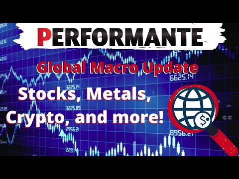 Analysis of Global Stock Markets, Gold & Silver, Crypto, and more!
