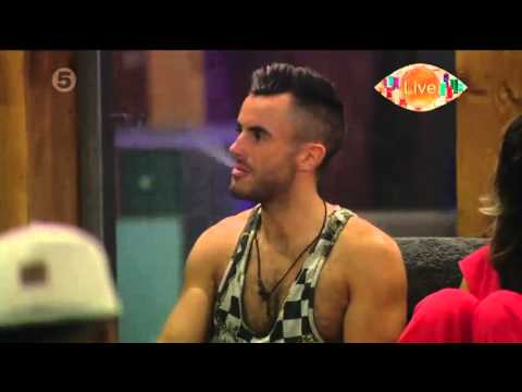 Big Brother UK 2013 - Day 23 - Live - YouTube