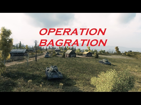 Operation Bagration/Oперация Багратиoн