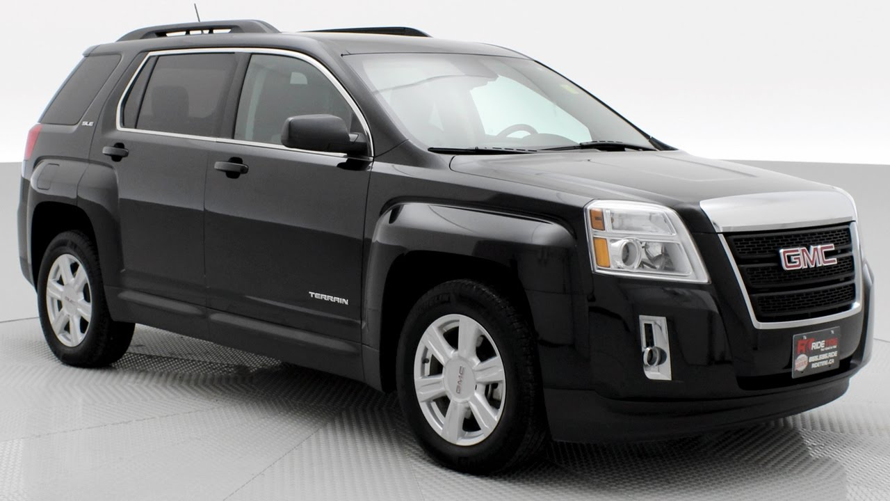 2014 gmc terrain sle 2 awd remote start backup camera youtube. Black Bedroom Furniture Sets. Home Design Ideas