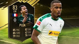 FIFA 19 IF Plea Review   83 Inform Plea Player Review   Fifa 19 Ultimate Team