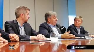 """HANGAR X - Aerolíneas Argentinas elimina la Clase """"Club Economy"""""""