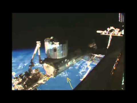 Ufo appears Nasa Cuts live stream april 7 2015
