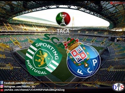 Rádio Antena 1 & TSF - Sporting x Porto - Relato dos Golos