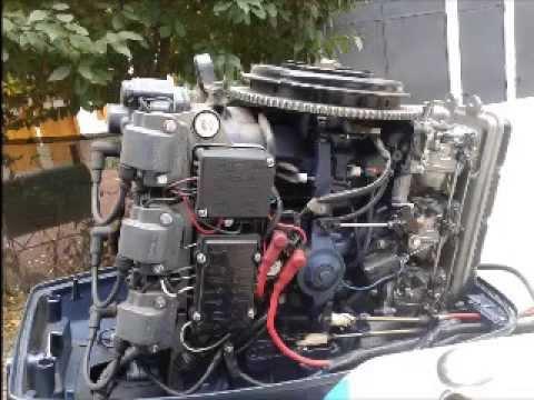 Motor Yamaha 85 Hp 2t You