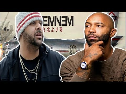 JOELL ORTIZ Addresses JOE BUDDEN & EMINEM Situation For The First Time