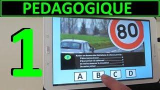 Code de la route 2019 #1 - Pédagogique - Jean-Charles Ferron