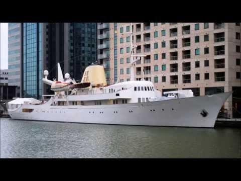 Christina O, The Onassis Yacht