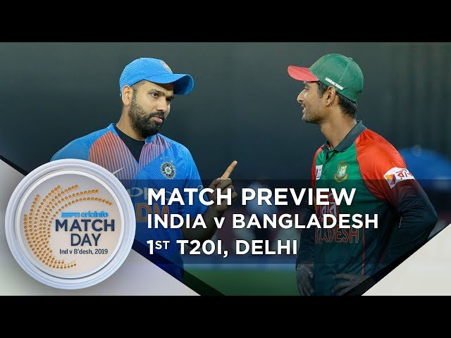 Can a Shakib-less Bangladesh surprise India?   India v Bangladesh   1st T20I Preview