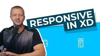 Responsive Web Design Tutorial in Adobe XD