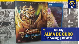 Alma de Ouro em Blu-ray | Unboxing