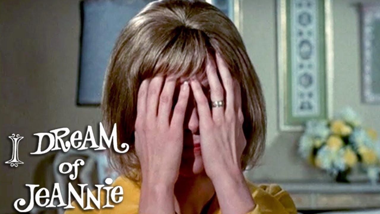 Jeannie's Magical Face Cream | I Dream Of Jeannie