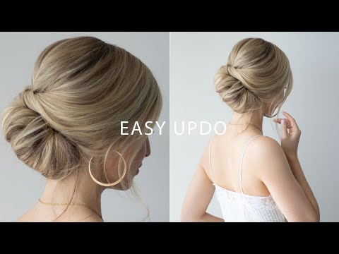 how-to:-easy-updo-for-short-hair-👰🏼perfect-wedding-hair,-prom,-formal.
