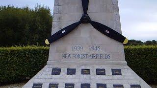 New Forest  WW2 Airfields Memorial