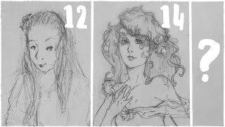 Мои старые рисунки