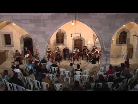 Klasik Keyifler 2013 - Cello Heaven - Z. Abreu - Tico Tico