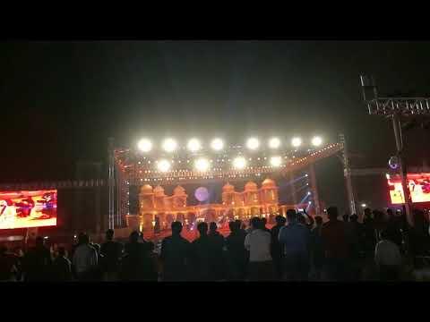 Padmavati: Ghoomar song   Shreya Ghoshal performing live for the 1st time