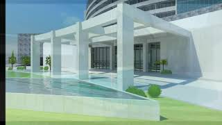 Revit Architecture - Making Of - Hotel
