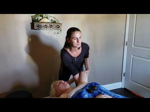 40 + Minutes ASMR Dr. Brenda Mondragon, DC Massage Therapist Session