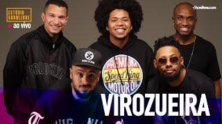 Virozueira no Estúdio Showlivre 2019 - Ao Vivo