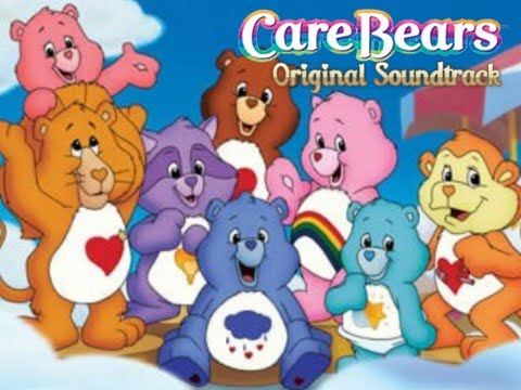 Care Bears - Care a Lot Instrumental in Piano ~ 1986 (VHS-rip)