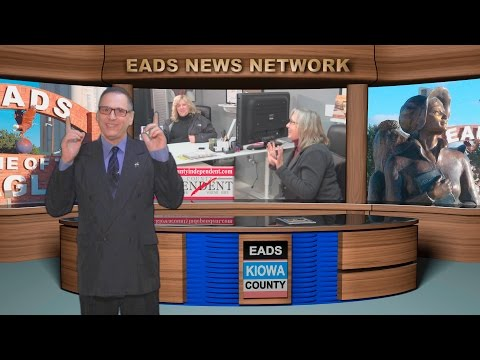 Colorado Eads News Network Episode 1 - Kiowa County Independent Newspaper