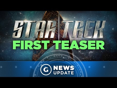 "New Star Trek TV Show Teaser Promises ""New Heroes, Villains, and Worlds"" - GS News Update"